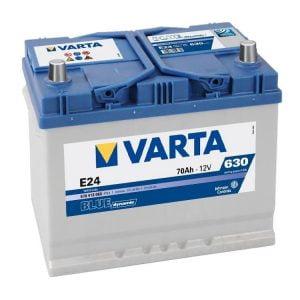 BATTERIE VARTA E24 5704130633132