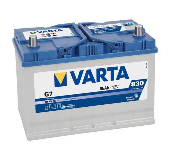 BATTERIE VARTA G7 5954040833132