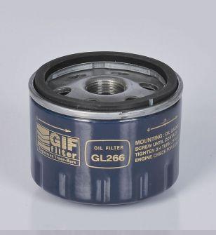 FILTRE A L'HUILE GIF GL266
