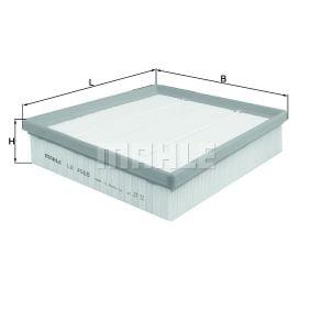 MAHLE ORIGINAL Filtre A AIR LX 4065