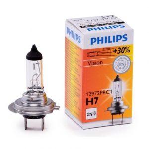 PHILIPS AMPOULE, PROJECTEUR LONGUE PORTÉE H7 12972PRC1