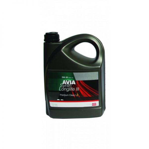 AVIA SYNTH LONG LIFE III 5W-30 5L